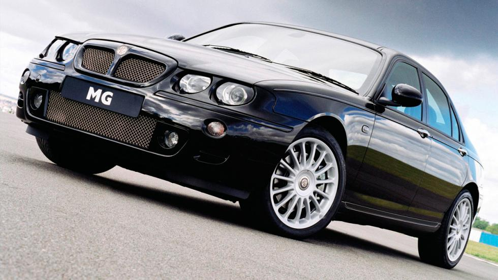 MG ZT 260 V8 - Frontal