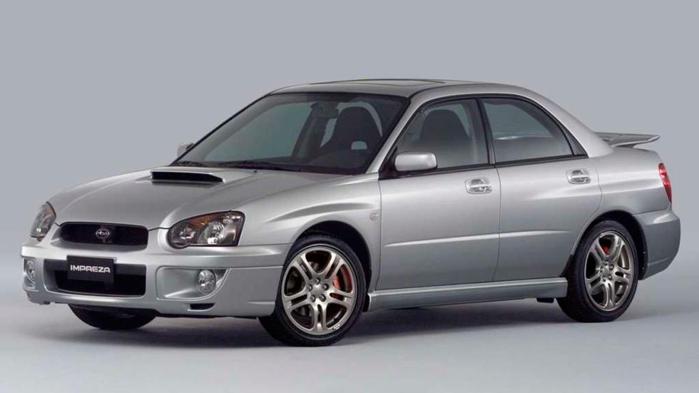 Subaru Impreza WRX - Frontal
