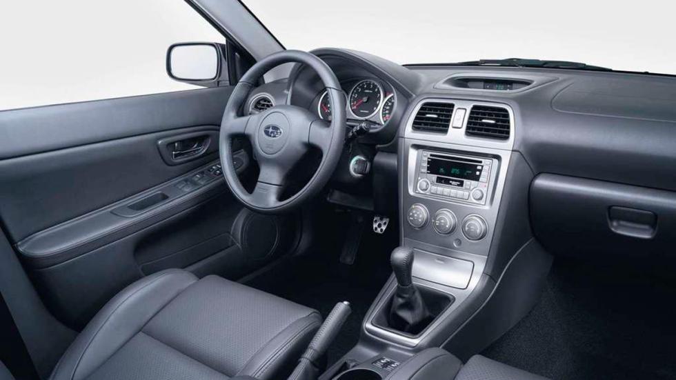 Subaru Impreza WRX - Interior