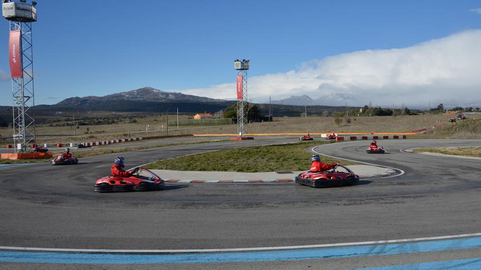 III GP Karting cepsa
