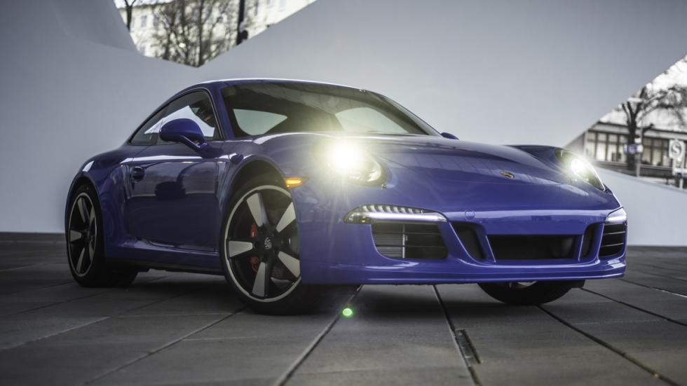 Porsche 911 GTS Club Coupé morro