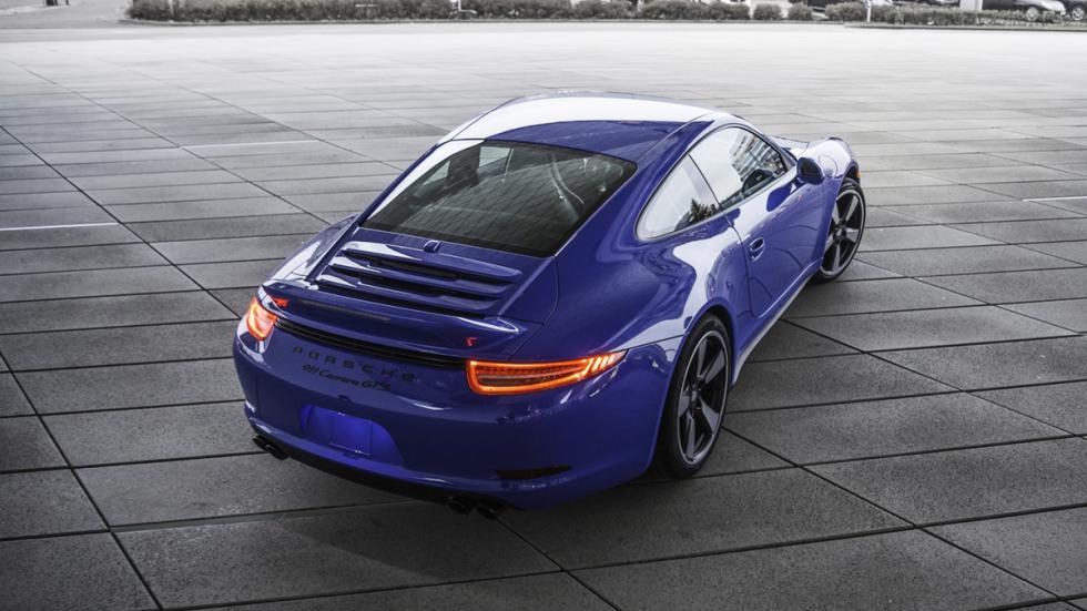 Porsche 911 GTS Club Coupé zaga