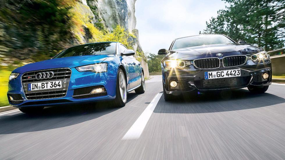 Audi S5 Sportback vs. BMW 435i Gran Coupé