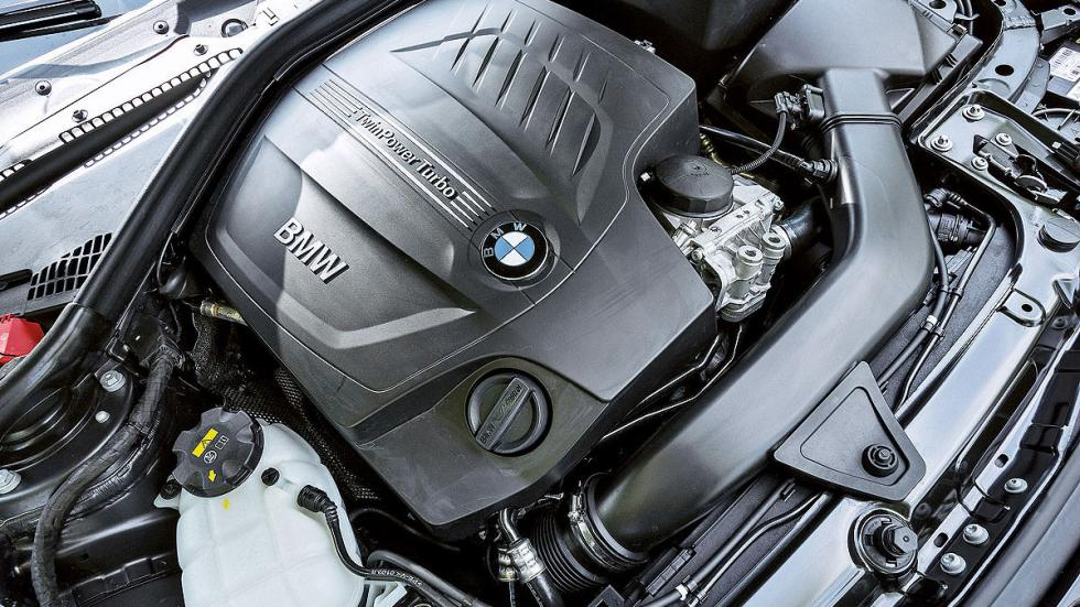 Audi S5 Sportback vs. BMW 435i Gran Coupé, BMW motor