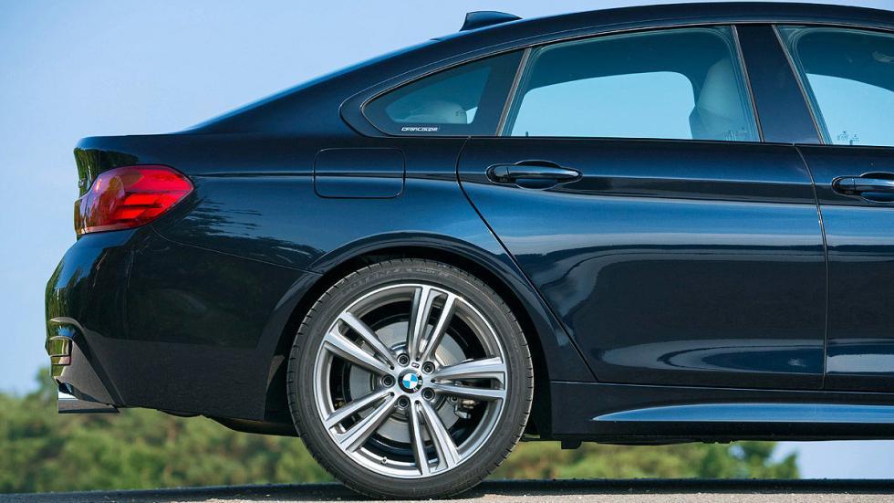 Audi S5 Sportback vs. BMW 435i Gran Coupé, BMW zaga
