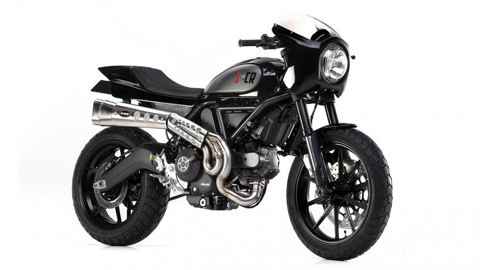Ducati Scrambler S-CR 1