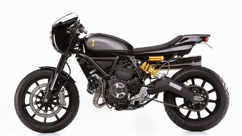 Ducati Scrambler S-CR 2