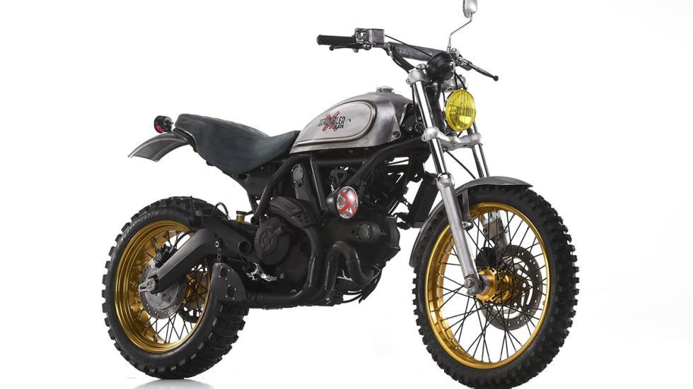 Ducati Scrambler Scratch 3