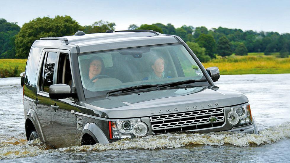 Land Rover Discovery TD V6 Automático SE