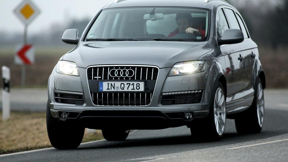 Audi Q7 4.2 TDI DPF quattro Tiptronic