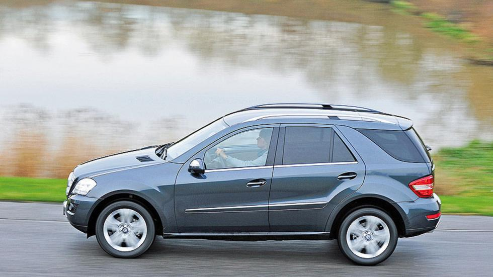 Mercedes ML 350 4Matic 7G-TRONIC