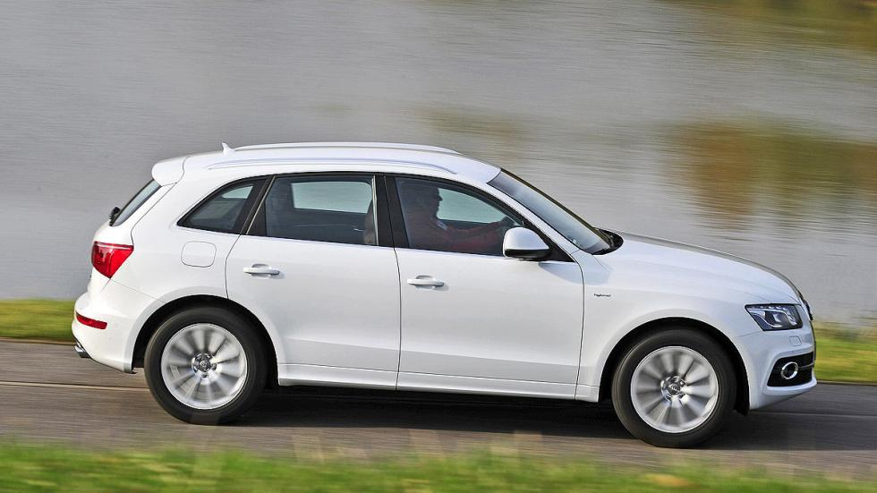Audi Q5 2.0 TFSI hybrid quattro Tiptronic