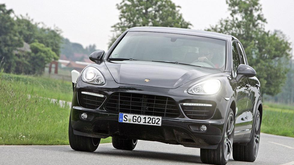 Porsche Cayenne Turbo Tiptronic S