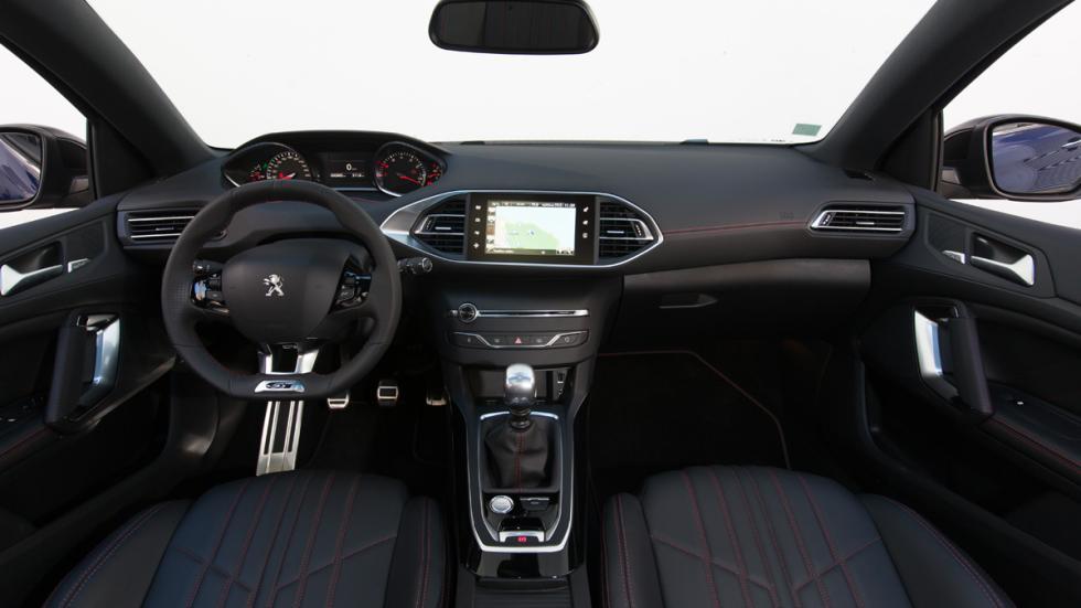 Peugeot 308 GT 1.6 THP y 2.0 BlueHDi