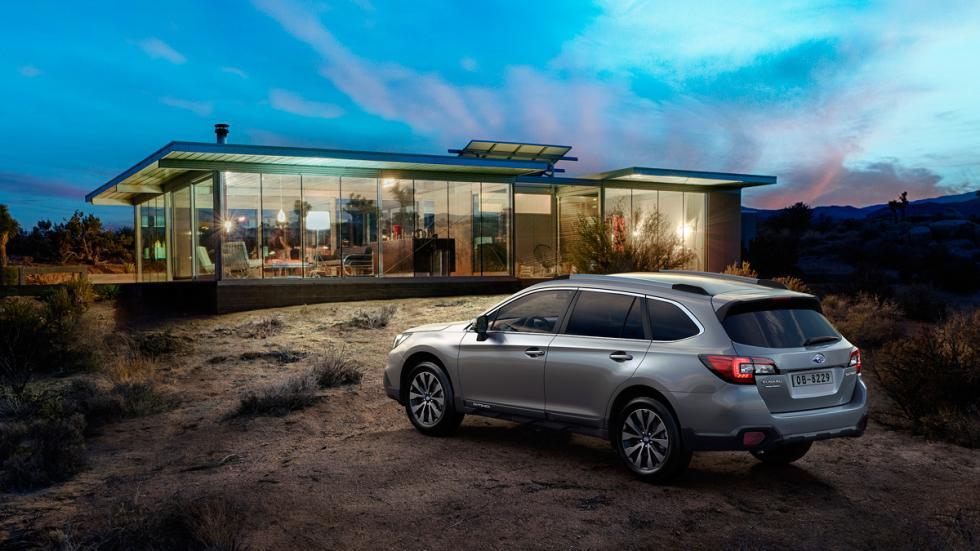 Subaru Outback 2015 lateral