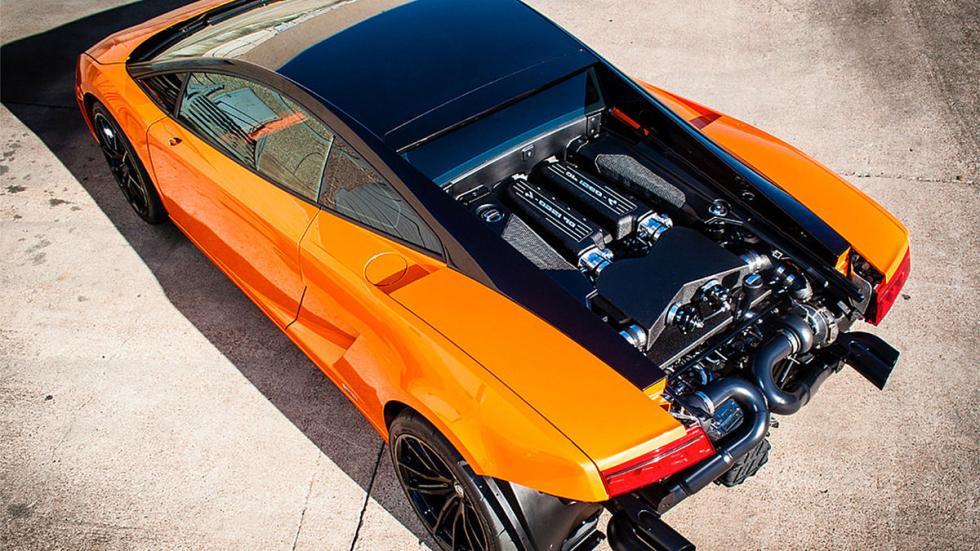 Lamborghini Gallardo de Dallas Performance techo