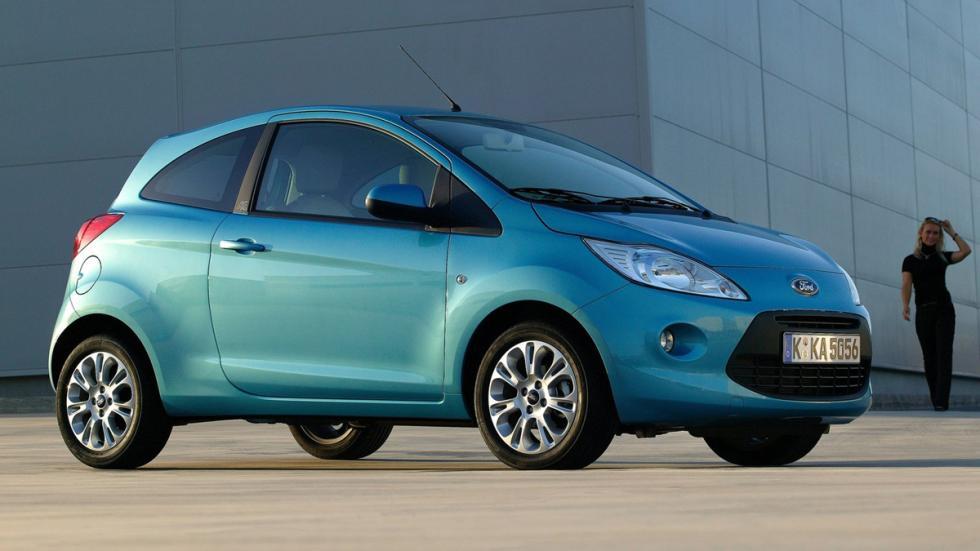 coches para estudiantes Ford Ka