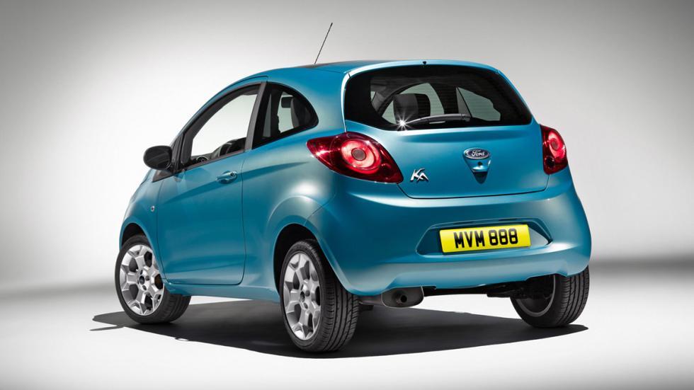 coches para estudiantes Ford Ka zaga