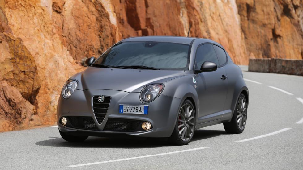 coches para estudiantes Alfa Romeo Mito