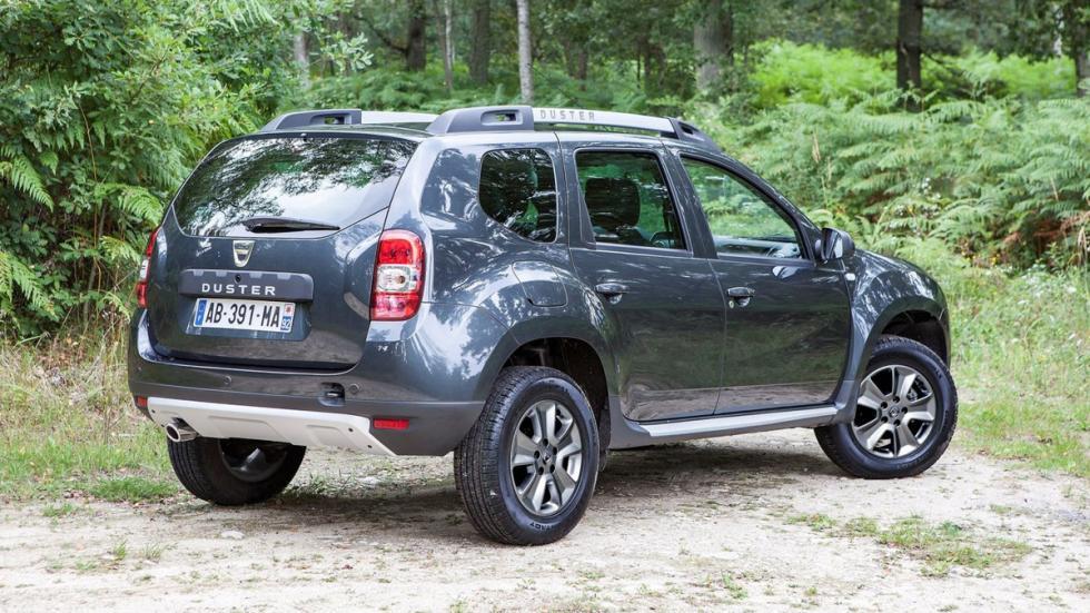 coches para estudiantes Dacia Duster zaga
