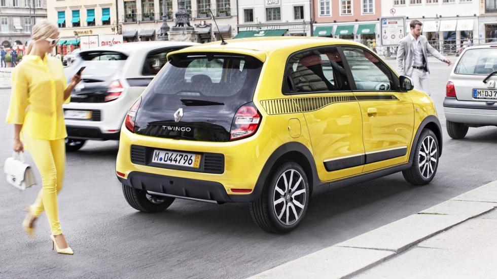 coches para estudiantes Renautl Twingo zaga