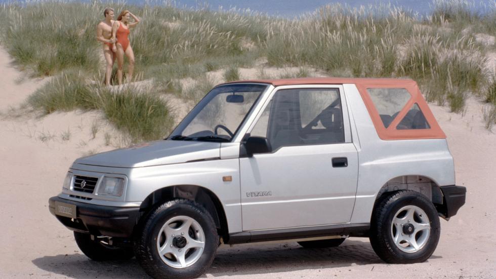 Suzuki Vitara lateral