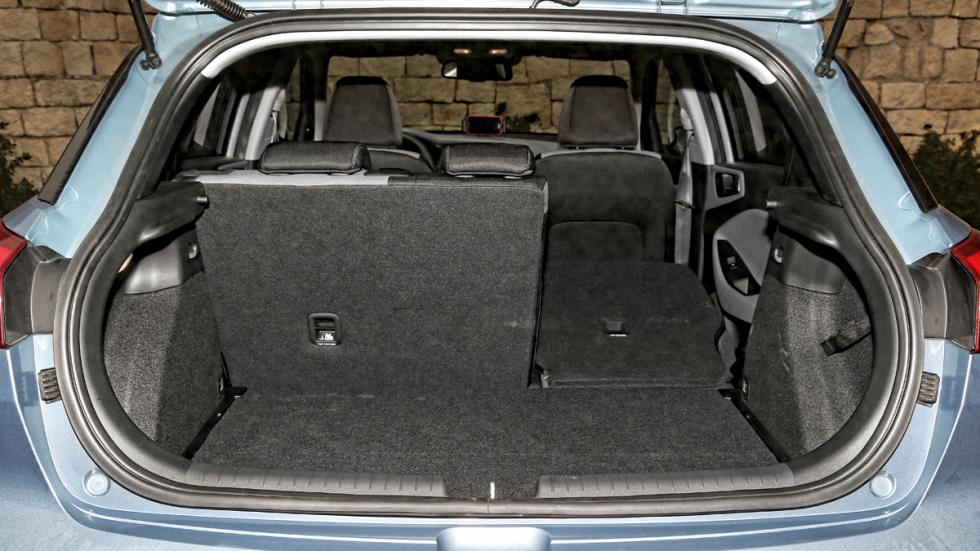 Hyundai i20 2014 maletero