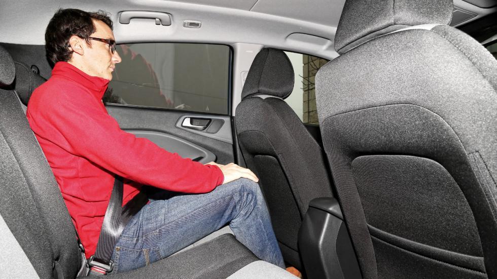 Hyundai i20 2014 asientos