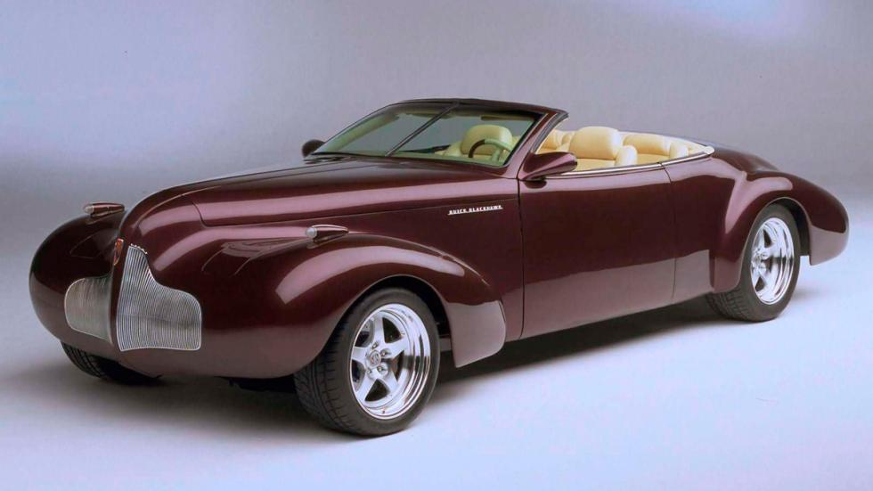Buick Blackhawk Concept - delantera 3/4