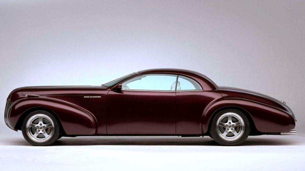 Buick Blackhawk Concept - techo cerrado