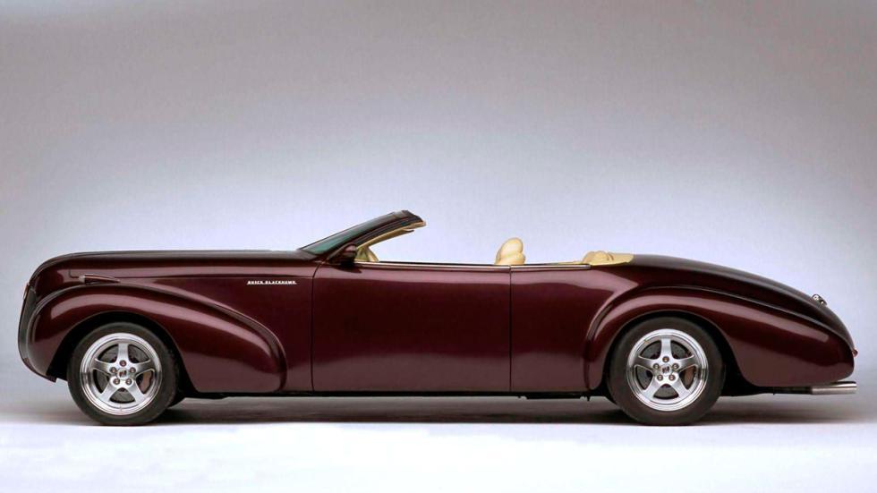 Buick Blackhawk Concept - techo abierto
