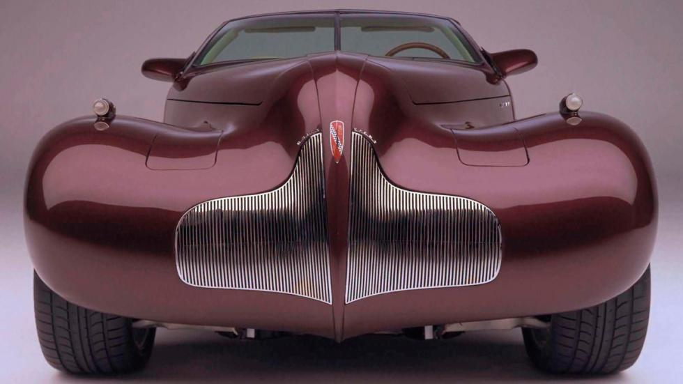 Buick Blackhawk Concept - frontal