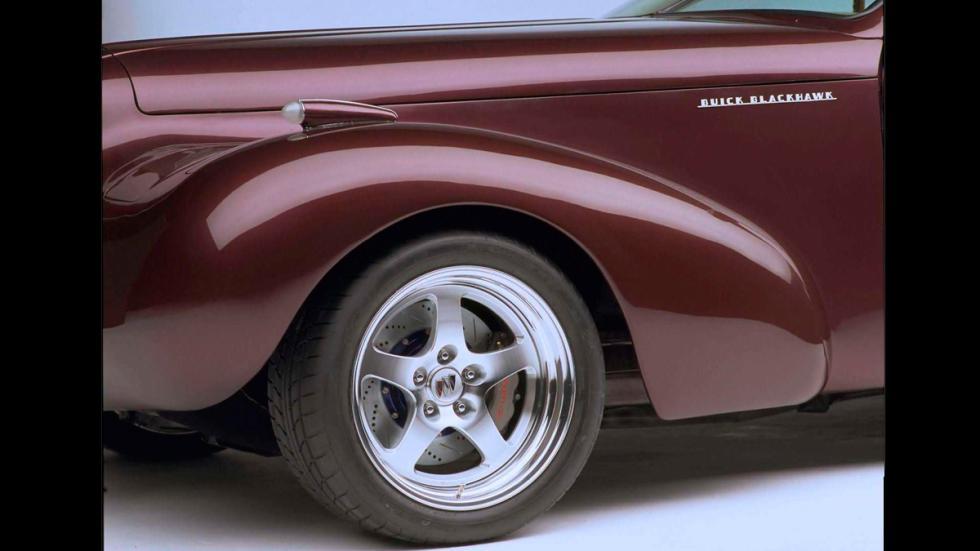 Buick Blackhawk Concept - llanta