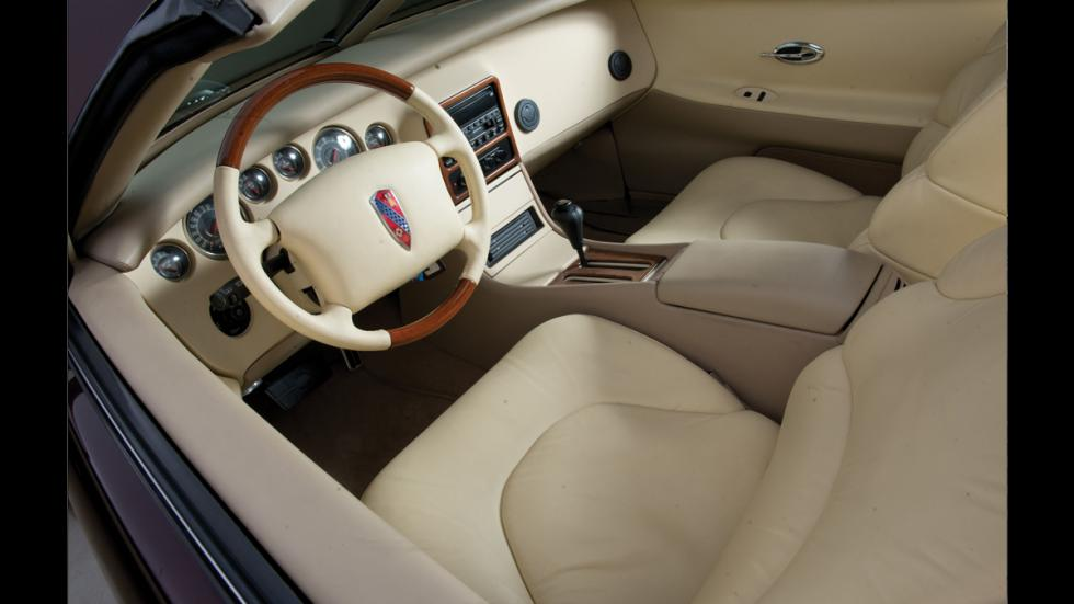 Buick Blackhawk Concept - interior