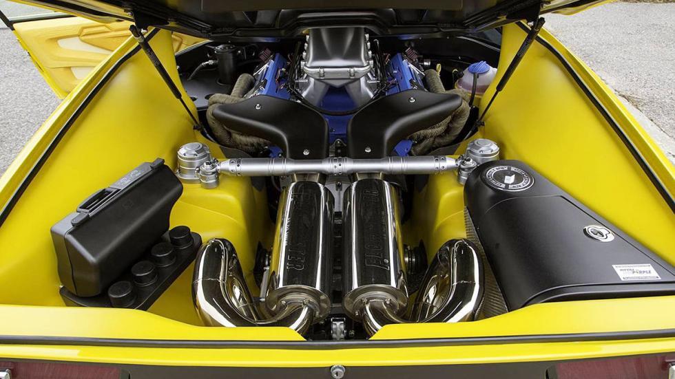 ADRNLN Pantera detalle motor