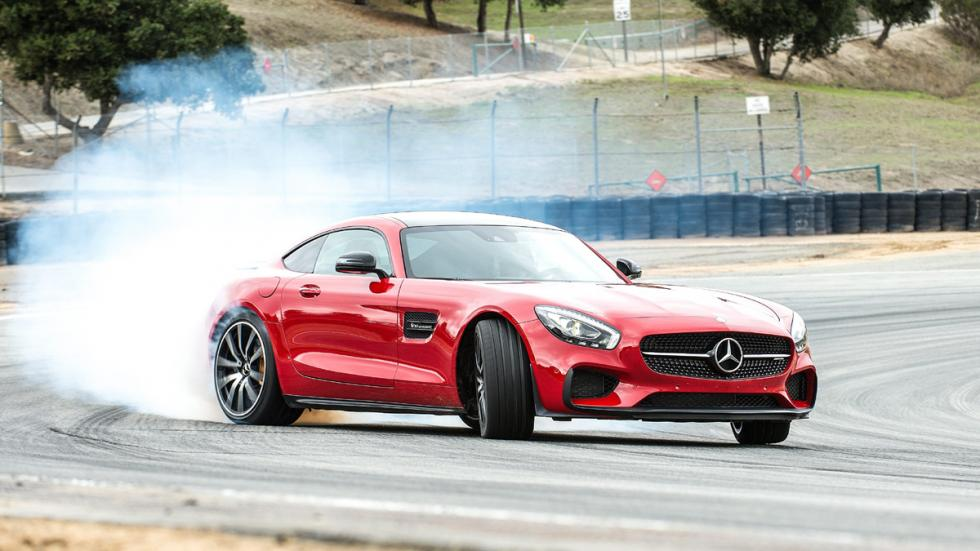 coches para hacer drift Mercedes-AMG GT