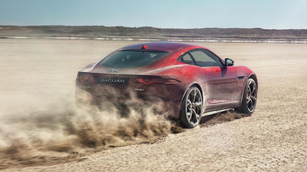 coches para hacer drift Jaguar F-Type Coupé
