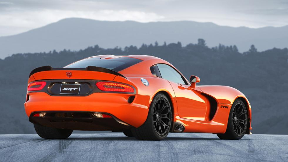 coches para hacer drift Dodge Viper