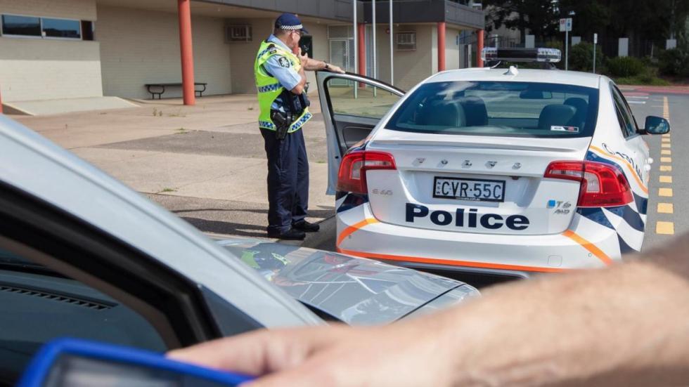 Volvo S60 T6 tuneado para la policía australiana