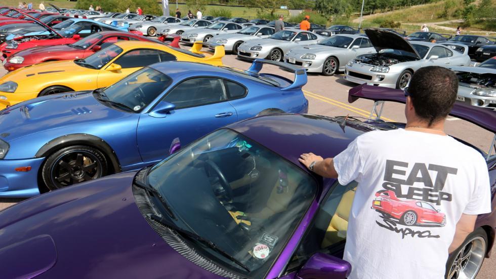 coches para tunear Toyota Supra