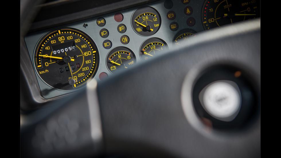Lancia Delta Integrale Martini - Odómetro