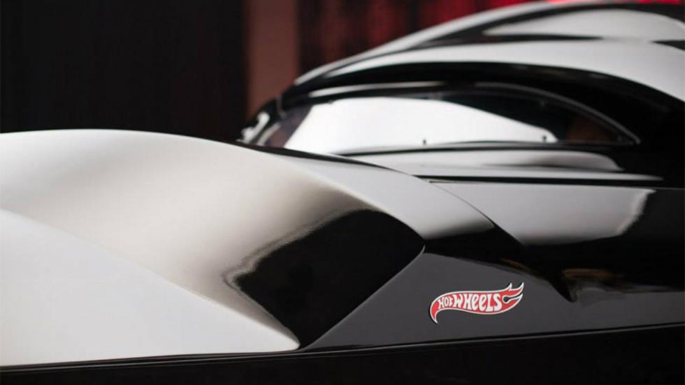 El Corvette de Darth Vader detalle