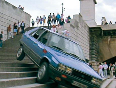 Renault 11 taxi París