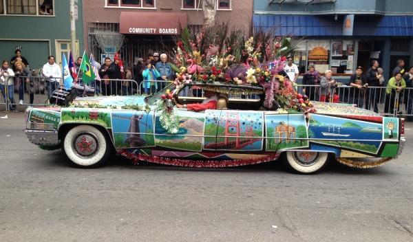 Un buen coche para carnaval no tiene por qué tener un disfraz definido