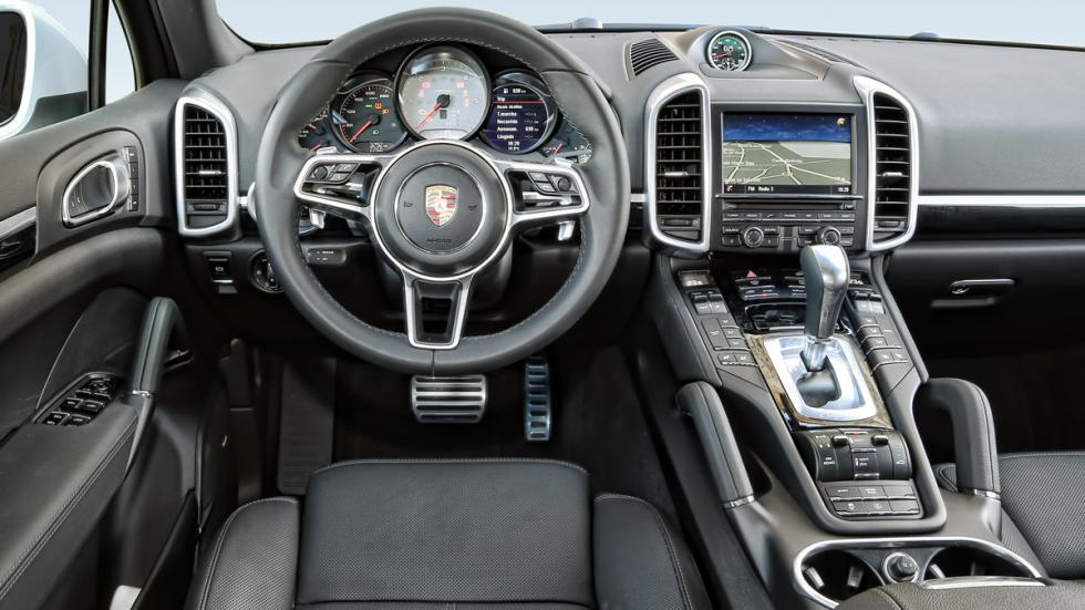 Porsche presenta los nuevos Cayenne y Cayenne GTS