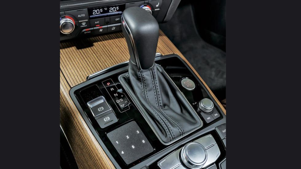 A6 3.0 TDI quattro cambio