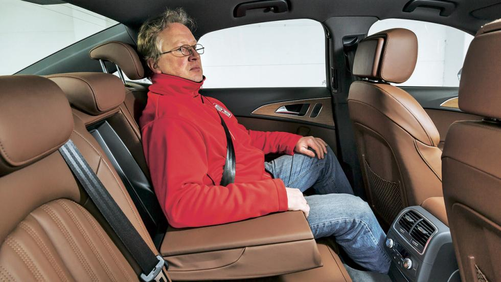 A6 3.0 TDI quattro asientos