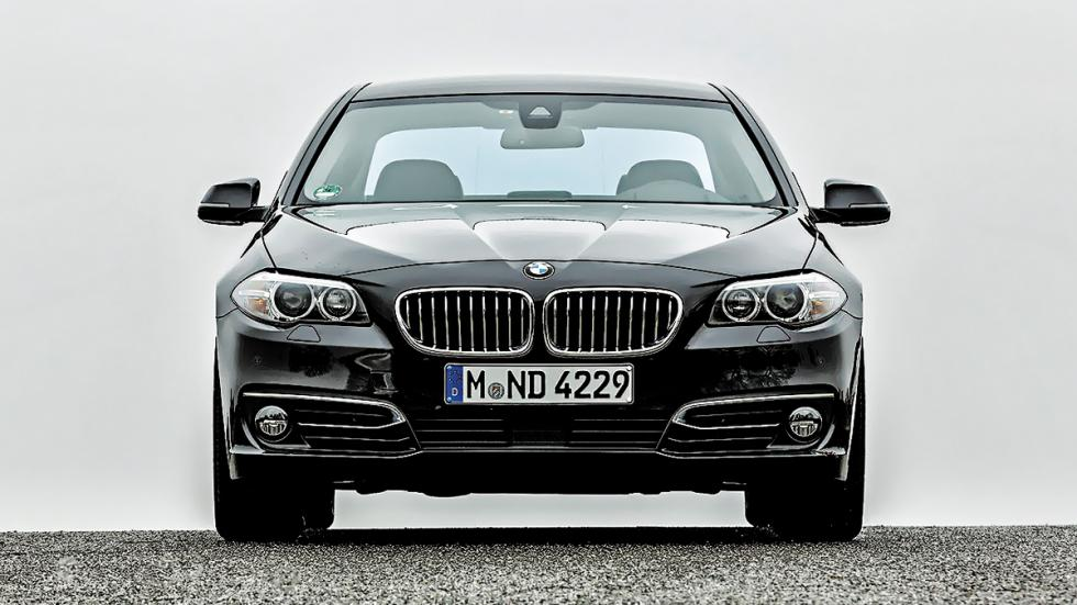 BMW 530d frontal