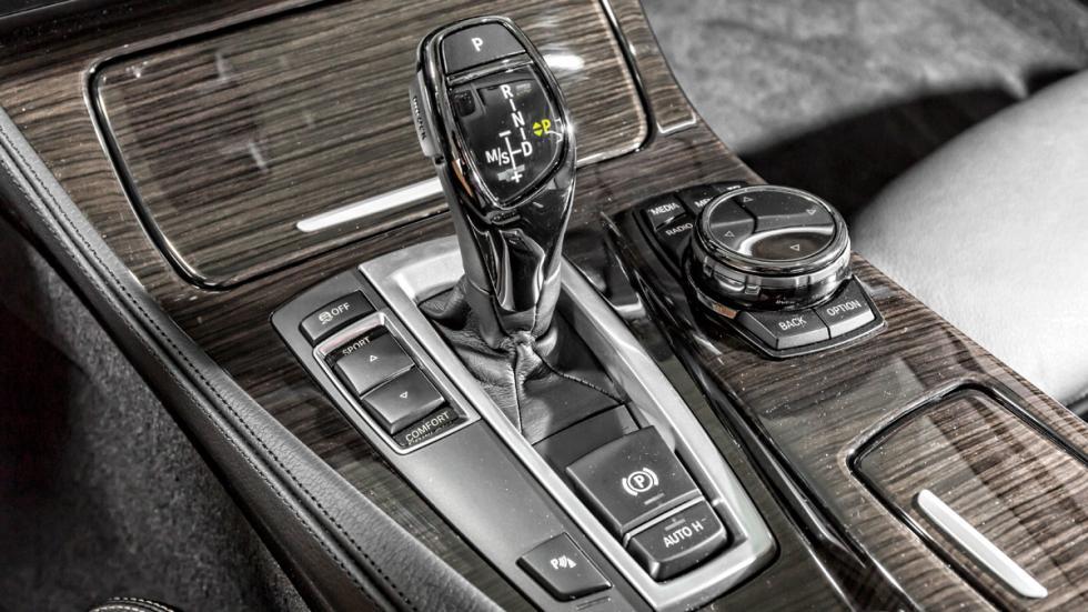 BMW 530d cambio