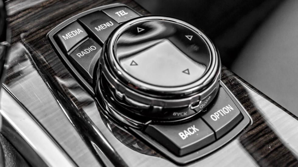 BMW 530d iDrive
